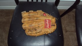 Rawlins Adult Leather Baseball Gloves in Spring, Texas
