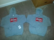 COORS hoodies size XL new in Hinesville, Georgia