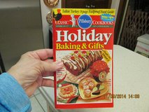 Pillsbury Holiday Baking & Gifts Cookbook in Kingwood, Texas