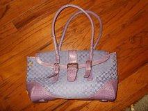 REDUCED***Large Lavender LIZ CLAIBORNE Handbag & Checkbook Wallet*** in The Woodlands, Texas