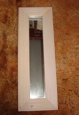 "DIY Mirror Project 27 1/4"" x 9 1/4"" Needs sanding and refinishing in Chicago, Illinois"