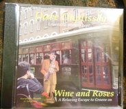 Dave Duplissey CD WINE AND ROSES in Fort Polk, Louisiana