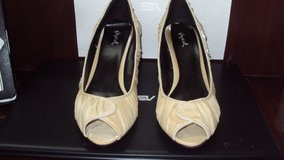 "Ladies Cream 2"" Pumps in Kingwood, Texas"