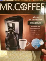 MR. COFFEE 12 CUP PROGRAMMABLE SYSTEM in Perry, Georgia