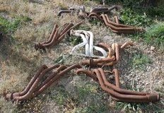 SBC HEADERS used 357 327 283 400 chevy in Ruidoso, New Mexico