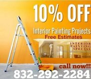 Sheetrock,Painting,Floors in Spring, Texas