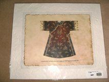 COFFEE STAINED ORIENTAL ROBE PICTURE in Lakenheath, UK