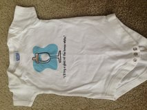 Funny onsie from Cooper's hawk 18-24 months in Plainfield, Illinois