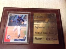 MINT Sammy Sosa #330 62nd Home Run Sept 13 1998 in Kingwood, Texas