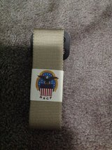 Belt, Rigger's, Sand size 44 in Fort Campbell, Kentucky