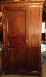 antique tiger oak armoire  ....a real classic in Wiesbaden, GE