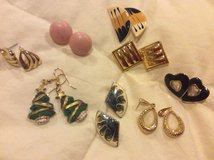 Earrings variety in Kingwood, Texas