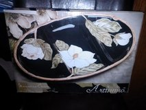 New / Black Oval Serving Platter in Fort Campbell, Kentucky