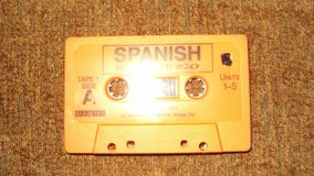Spanish On The Go Tape in Spring, Texas