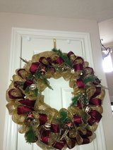 Christmas Wreath in Baytown, Texas
