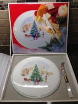 Mikasa 'Merry Christmas' pattern~Discontinued in Westmont, Illinois