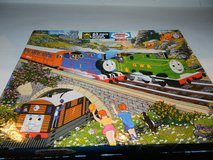 Thomas the train puzzle in Aurora, Illinois