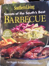 Southern Living - Secrets of the South's Best Barbecue & Christmas Cookbook in Baytown, Texas