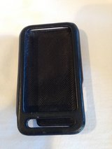 Phone Cases - Black Leather in Baytown, Texas