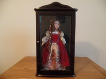 Ashely Belle Porcelain Doll (Holly 1968)   $$$ REDUCED..Again. in Shorewood, Illinois