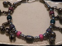 Bell/PinkBead/Spacer Bracelet in Spring, Texas
