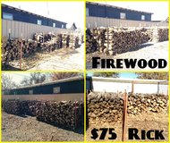 *~*Firewood For Sale*~* All Seasoned *~Pecan, Oak, Mesquite, etc.~* in Lawton, Oklahoma