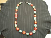 Coral Tourqoise Necklace in Ramstein, Germany
