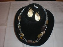 Beautiful Cold Water Creek Necklace and earrings in Ramstein, Germany