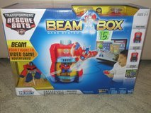 Transformers rescue bots beam box game system in Tinley Park, Illinois