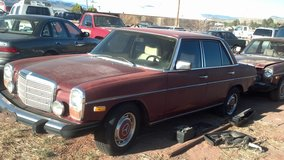 1976 mercade 300d diesel for sale in Alamogordo, New Mexico