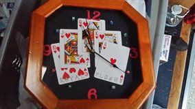 Clock - Poker in Tacoma, Washington