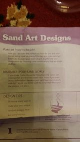 Sand Art and Vases in Tacoma, Washington