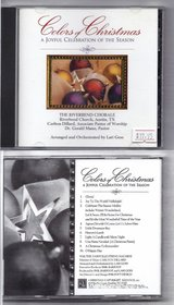 CD - Colors of Christmas - used in Fort Lewis, Washington