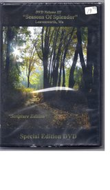 DVD - Seasons of Splendor / Special Scripture Edition - new in Fort Lewis, Washington