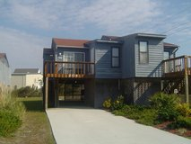 N.Topsail Beach,furnished-(Oct 1-Mar 1)-No Hidden Fees-Reasonable in Camp Lejeune, North Carolina