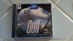 Golf CD in 29 Palms, California