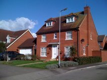 American-style Home 10-minutes from Molesworth in Alconbury, UK