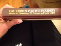 Cat Crimes For The Holidays in Batavia, Illinois