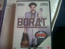 BORAT DVD in Lakenheath, UK