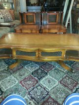 1950's  Coffee table and two endtables in Batavia, Illinois