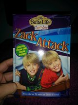 book, zack attack in Naperville, Illinois