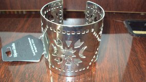 Ladies Silver Cuff Bracelet in Spring, Texas