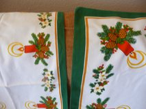 Christmas tablecloth, table runner, candle holder in Ramstein, Germany