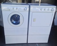 Frigidaire Stackable Frontload Washer and Dryer in Oceanside, California