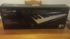 NEW m-audio Oxygen 49 keyboard in Beaufort, South Carolina