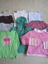 Little Girls 7/8 Winter Tops Christmas Justice Mudd Old Navy Gap in St. Charles, Illinois