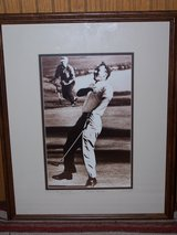 "Framed 16""x20"" Arnold Palmer Photo in Algonquin, Illinois"