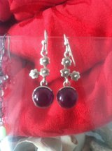 Ameythist  earrings FEB BIRTH STONE in Norfolk, Virginia