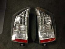 late 2009 to early 2012 Toyota Prius LED Tail Light Assemblies (L & R) OEM taillight Like New in Okinawa, Japan