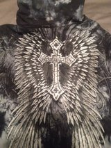 Affliction Reversable Angel Wing Hoodie in Biloxi, Mississippi